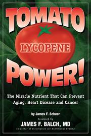 Tomato Power: Lycopene PDF