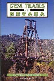Gem Trails of Nevada (Gem Trails) PDF