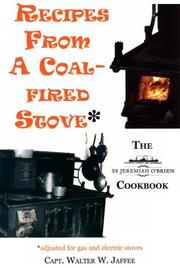 Recipes from a coal-fired stove PDF