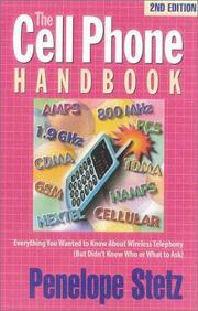 The cell phone handbook PDF
