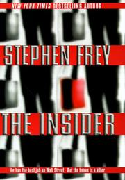 The insider by Stephen W. Frey