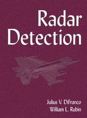 Radar Detection PDF