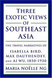 Three exotic views of Southeast Asia PDF