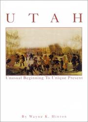 Utah by Wayne K. Hinton