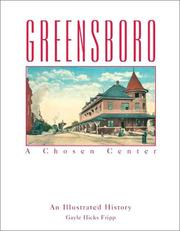 Greensboro by Gayle Hicks Fripp