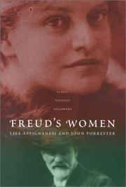 Freud's women by Lisa Appignanesi