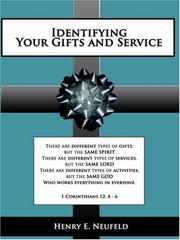 Identifying Your Gifts And Service PDF