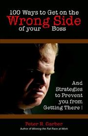 100 Ways to Get on the Wrong Side of Your Boss PDF