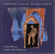 Ordinary Places, Sacred Spaces PDF