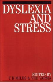 Dyslexia and Stress PDF