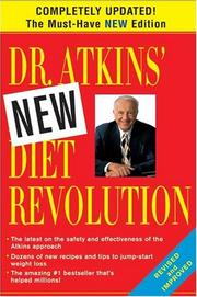Dr. Atkins&#39; new diet revolution by Atkins, Robert C.