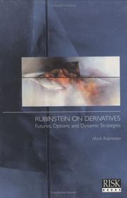 Rubinstein On Derivatives PDF