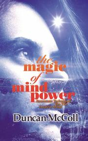 The magic of mind power by Duncan McColl
