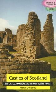 Castles Of Scotland (Thistle Guide)