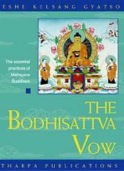The Bodhisattva Vow