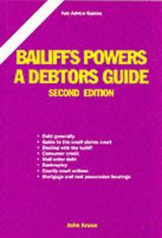 Bailiffs Powers PDF