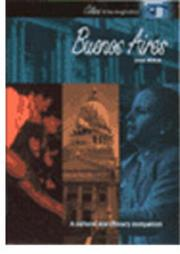 Buenos Aires (Cities of the Imagination) PDF