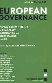 European Governance PDF