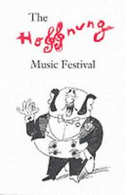 The Hoffnung music festival by Gerard Hoffnung