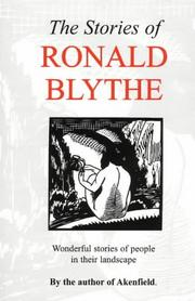 The stories of Ronald Blythe PDF