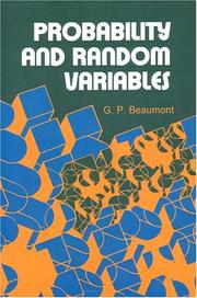Probability and random variables PDF