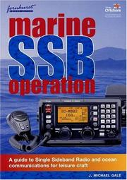 Marine SSB Operation by J. Michael Gale