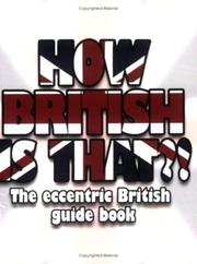 How British Is That?! PDF