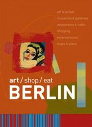 Art Shop Eat Berlin (Art/Shop/Eat) PDF