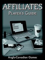 Affiliates Player's Guide PDF