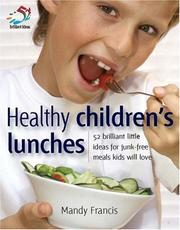Healthy Children's Lunches PDF