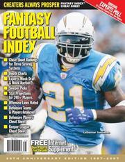 Fantasy Football Index 2007 PDF