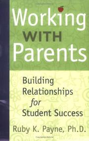 Working With Parents PDF