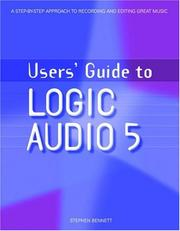 Users' Guide to Logic Audio 5 (Users' Guide To...) PDF