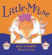 Little Mouse has a party PDF