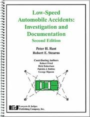 Low-speed automobile accidents PDF