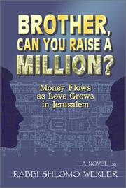 Brother, can you raise a million? by Shlomo Wexler
