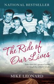 The ride of our lives PDF