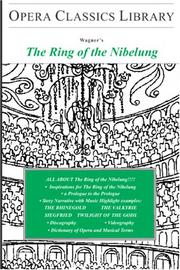 Wagner's The Ring of the Nibelung PDF