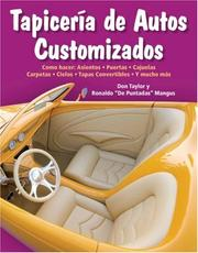 Tapiceria de Autos Customizados by Don Taylor