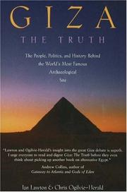 Giza, the truth by Ian Lawton