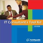 IT Consultant's Tool Kit PDF