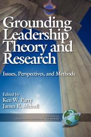 Grounding Leadership Theory and Research PDF