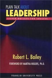 Plain Talk About Leadership PDF