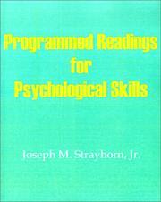 Programmed Readings on Psychological Skills PDF