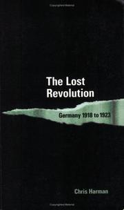 The lost revolution PDF