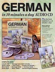 GERMAN in 10 minutes a day PDF