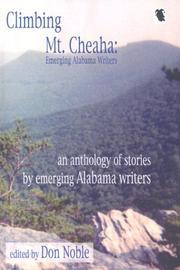 Climbing Mt. Cheaha PDF