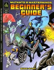 Cover of: Beginner's Guide by Steve Kenson