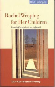 Rachel Weeping for Her Children PDF