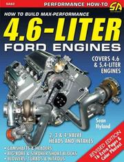 How to build max-performance 4.6-liter Ford engines by Sean Hyland